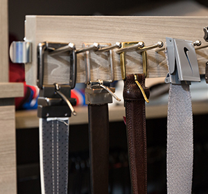 Beyond Storage Has Custom Closet Accessories To Complete Any Closet. Our  Designers Will Work With You To Find The Perfect Pull Out Custom Tie Racks  And Belt ...