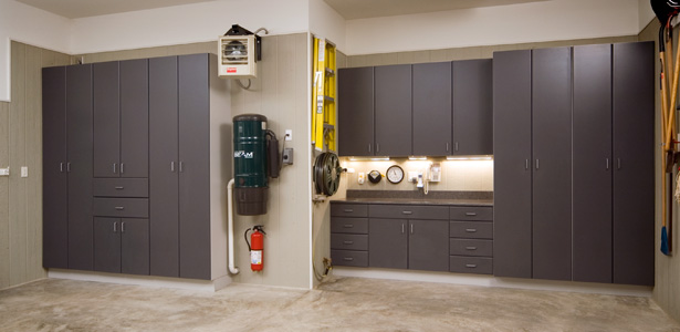 Beau Custom Garage Cabinets