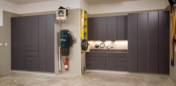 Beyond Storage Custom Garage Cabinets, Custom Garage Storage