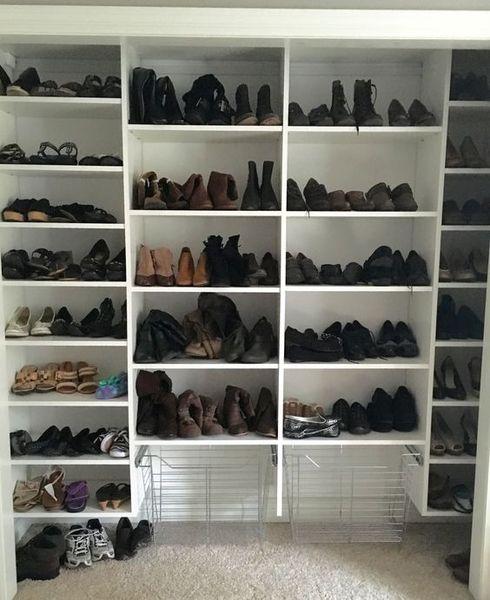 Custom Shoe Storage St. Louis, MO