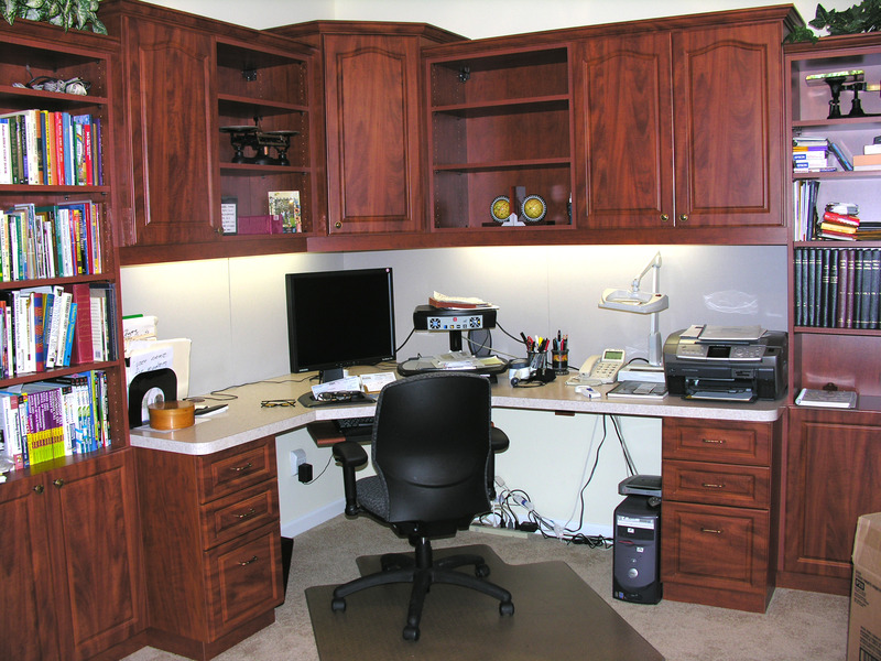 beyond storage photo gallery of home offices a st louis space improvement company. Black Bedroom Furniture Sets. Home Design Ideas