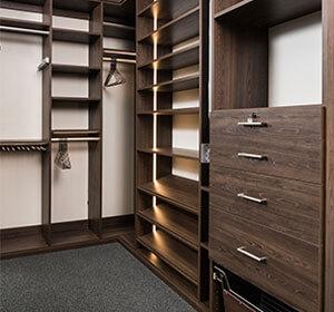 Closet Types